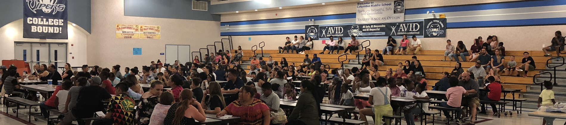 AVID Family Night 2018/2019!